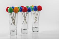 Stock Photo of lollipops 08