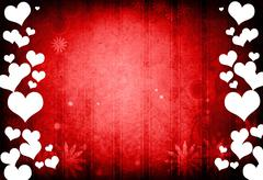 Sweetheart background Stock Photos