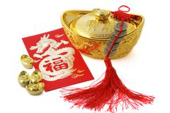 Stock Photo of chinese new year decoration