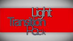 Light Transition Pack - stock after effects