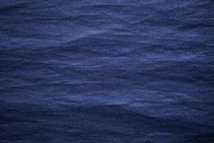 blue textile background - stock photo