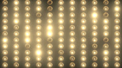 Light wall 01 Stock Footage