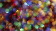 Colorful Moving Dancing Lights Abstract Background 1080p Stock Footage