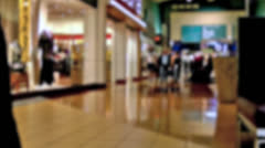 Shopping Mall - HD 1080 Stock Footage