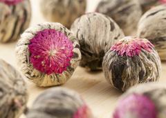 Dried jasmine Stock Photos