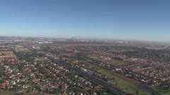OR Tambo Airport, Gauteng PAL Stock Footage