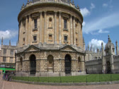 Stock Video Footage of Radcliffe Camera