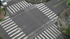 Intersection Stock Footage
