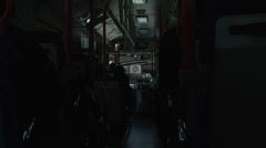 Bus,Driving Stock Footage