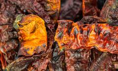 Dried Chilly - stock photo