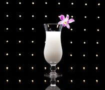 pina colada - stock photo