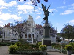 Graaff Reinet in South Africa Stock Photos