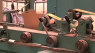 Stock Video Footage of production of packaging 3