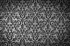 old grunge metal texture pattern - stock photo