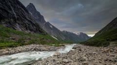 Romsdal, Norway Stock Footage
