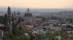 San Miguel de Allende Mexico Stock Footage