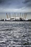 London docklands - stock photo