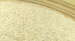 Rice Basmati 2 Stock Footage