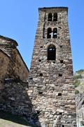 Ancient church Stock Photos