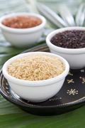 Thai Rices - stock photo
