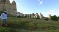 Cappadocia Stock Footage