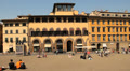 Piazza de' Pitti, Florence Footage