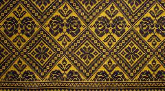 Stock Photo of detail of a carpet texture