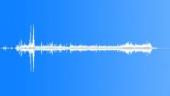 Paper: Medium Long Rip - Tear Apart Sheet, Slow - Version 6 - sound effect