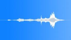 Sharpen Knife Blade On Whet Stone - Variant 3 Sound Effect