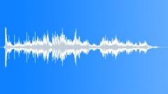Cardboard: Short Rip - Tear Apart Paper - Version 3 - sound effect