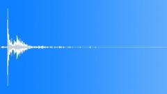 Wooden Gate Door, Opened - Springy, Creaking, Rattling - Variant 2 - sound effect