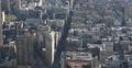 Ultra HD 4K Aerial View of New York City, Flatiron Building Midtown Manhattan Footage