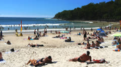 Noosa heads Stock Footage