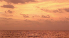 Ocean and sky 2 Stock Footage