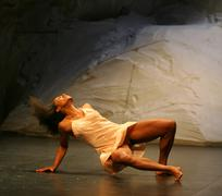 Stock Photo of berlin - january 2007: pina bausch 'rough cut' performance on january 23, 200