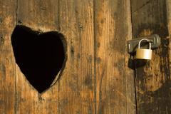 lockheart - stock photo