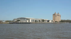 savannah ga convention center - stock footage