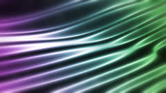 Purple Blue Green Looping Animated Backdrop Stock Footage