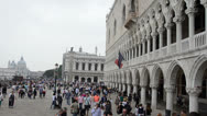 Stock Video Footage of Venice Palazzo Ducale