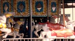 County fair 12-pond 5 720 Stock Footage