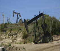 Pumpjack-1 Stock Footage