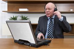 Company director Stock Photos