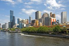 Melbourne, victoria, australia Stock Photos