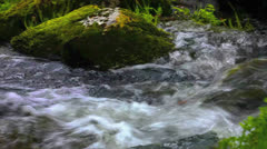 Watercourse 07 - stock footage