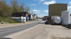 Eganville Ontario Stock Footage