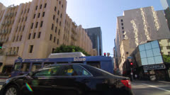 Downtown LA 3 - stock footage