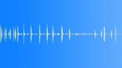 Shoveling Ash Sound Effect
