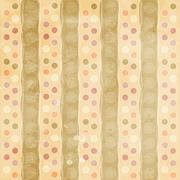 beautiful and vintage seamless background - stock illustration