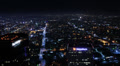 4K Night Cityscape Timelapse 154 Los Angeles Freeway Traffic Loop 4k or 4k+ Resolution