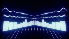 Waveform Stock Footage